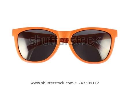 Sun glasses isolated Stock photo © jordanrusev