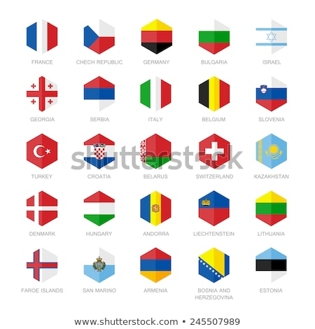 France and Georgia Flags  Stock photo © Istanbul2009