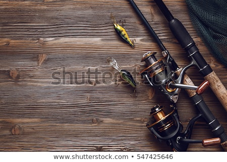 wobbler for fishing Stock photo © Mikko