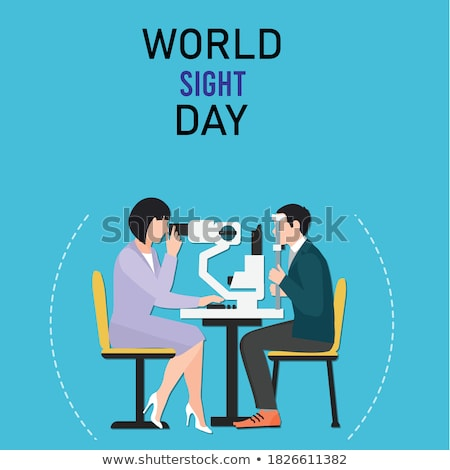 12 october World Sight Day Stock photo © Olena
