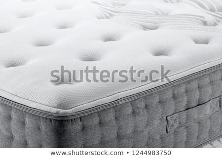 Grupo cómodo primavera blanco comodidad 3D Foto stock © magraphics
