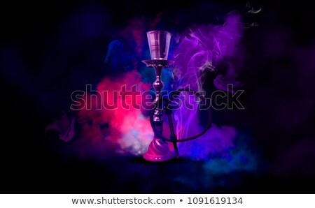Hookah, water pipe, shisha Stock photo © elly_l