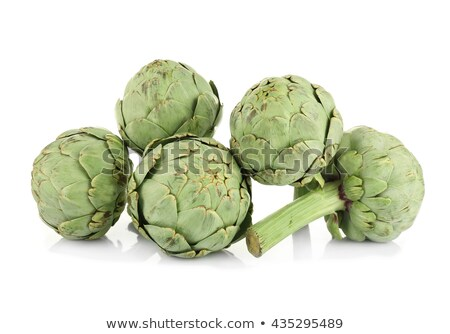 Pile of artichokes Stock photo © photography33