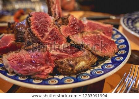 Сток-фото: Florence Steak