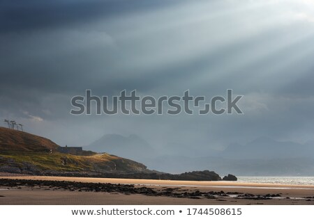 gairloch big sand beach scotland stock photo © ollietaylorphotograp
