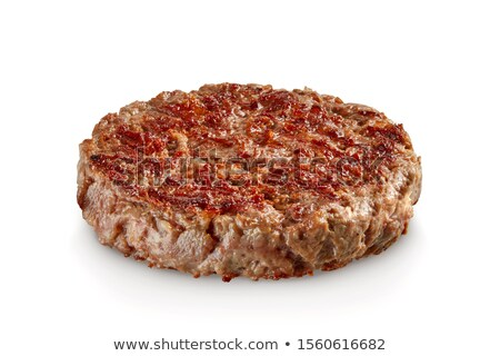 Stock photo: Beef Patties