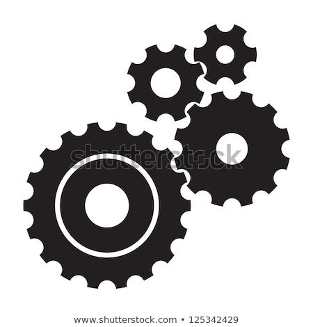 Gear collection, cog wheel ,  	 stock photo © designers