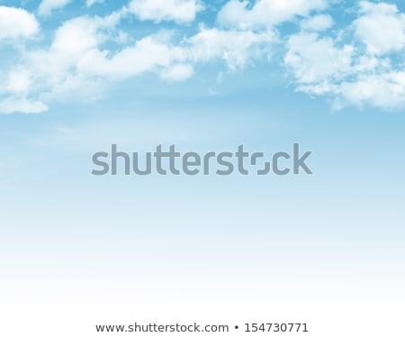 Cloud CopySpace Stock photo © Suljo