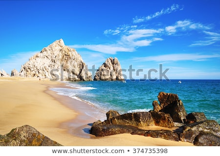 California Sea Coast stock photo © emattil