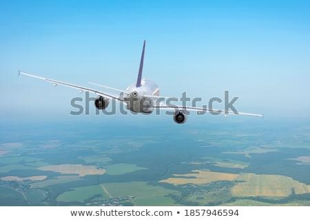 Not big plane at airport Stock photo © ssuaphoto