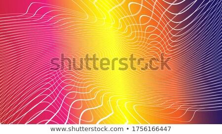 Niebieski mieszanka streszczenie czarny linie Zdjęcia stock © nicemonkey