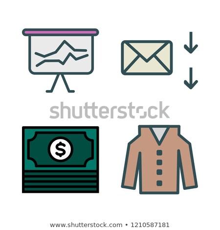 工場労働者 保護 コート 食品 男 ショッピング ストックフォト © toyotoyo