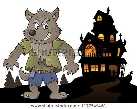 Werewolf topic image 5 Stock photo © clairev