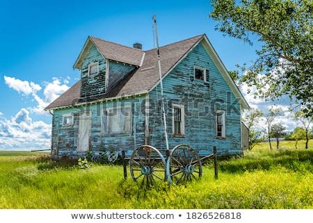 colorato · Windows · view · costruzione · casa - foto d'archivio © hofmeester