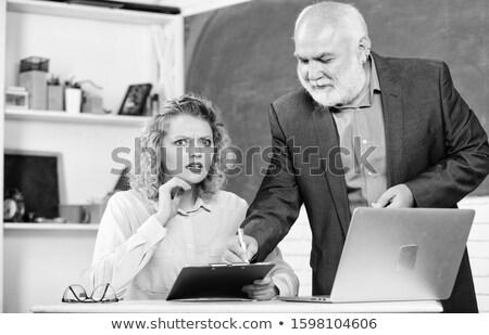 That is you informatics exam. Stock photo © photography33