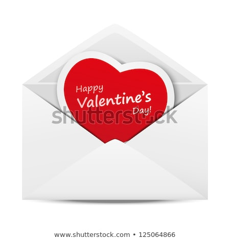 Valentine's cards delivery Stock photo © RTimages