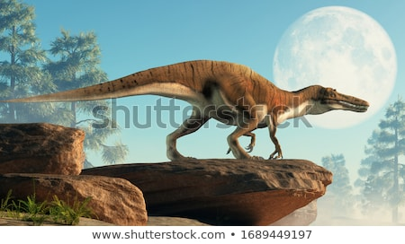 Ichthyovenator Dinosaur Stock photo © AlienCat