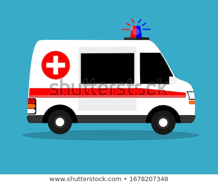 Ambulance sign Stock photo © njnightsky
