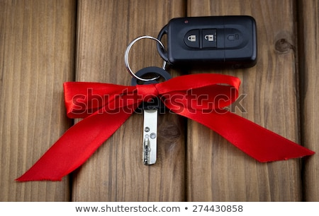 New car gift. stock photo © Kurhan