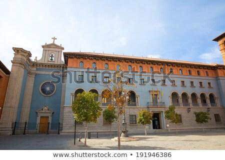 Aragon Teruel Archivo Historico Provincial Spain Stock photo © lunamarina