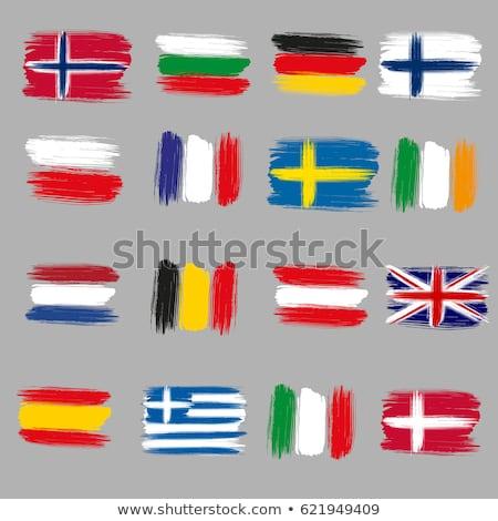 Germany grunge flag Stock photo © almir1968