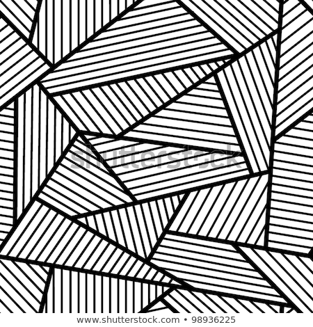 abstract pattern torn netting Stock photo © sirylok