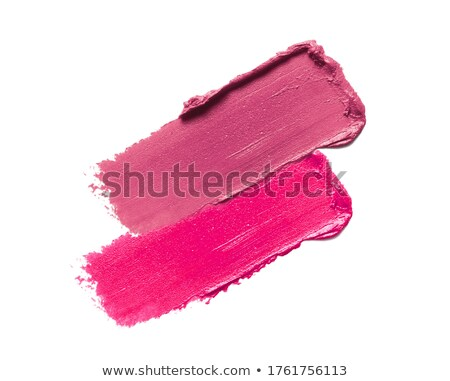 Two red shade lipsticks Stock photo © svetography