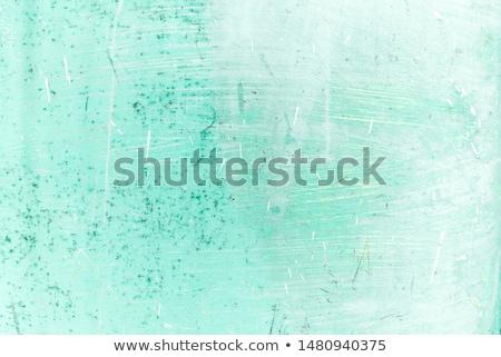 Kék jég felület absztrakt struktúra szalag Stock fotó © galitskaya