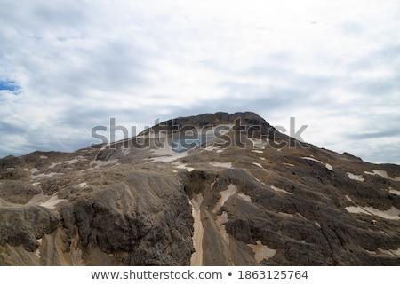 Dolomites - Rosetta peak Stock photo © Antonio-S