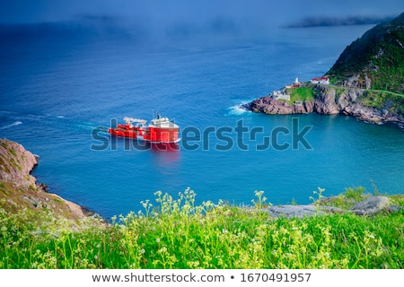 Saint John's, Newfoundland. Stock photo © FER737NG