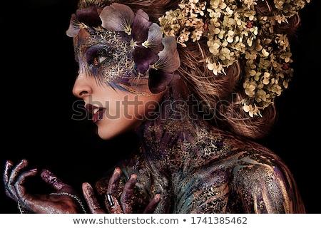 Beautiful princess portrait stock photo © Anna_Om