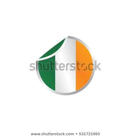 Берег Слоновой Кости флаг вектора искусства Сток-фото © vector1st