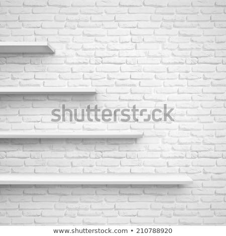 előrejelzés · firka · terv · ikonok · felirat · fehér - stock fotó © tashatuvango