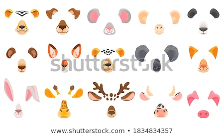 cartoon · doodle · ours · illustration · cute · ours · brun - photo stock © olllikeballoon