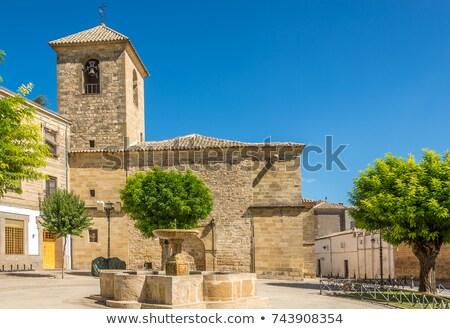 Street in Ubeda, Spain Stock photo © borisb17