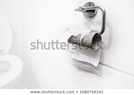 the last piece of toilet paper Stock photo © nito