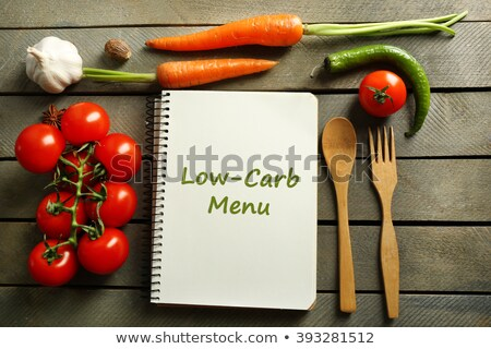 Low Glycemic Food for Health and Fitness Stock photo © marilyna