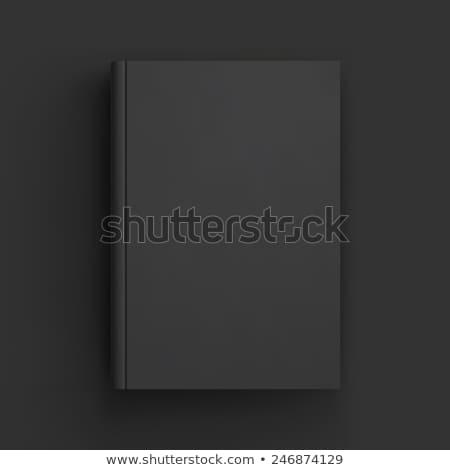 E-kitap kâğıt kitaplar geri Stok fotoğraf © luapvision