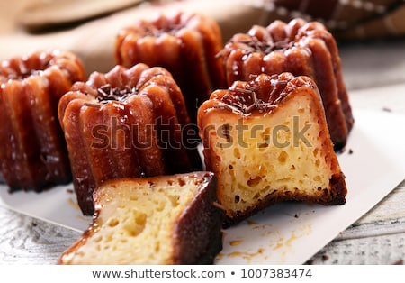 traditional bordeaux cakes in france Stock photo © travelphotography
