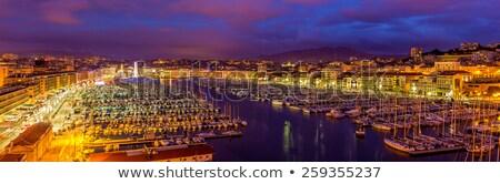 Marselha · cidade · França · edifício · cidade · azul - foto stock © photocreo
