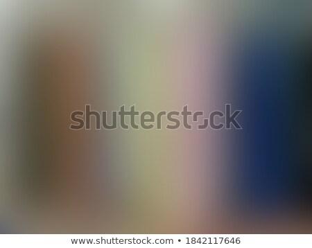 青 · 色 · 抽象的な · 対角線 · 行 · パターン - ストックフォト © kyolshin