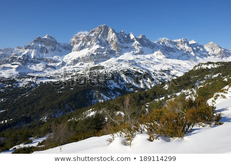 Stock photo: Telera Peak