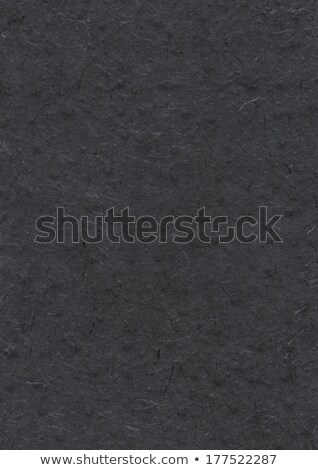 Natural nepalese recycled black paper texture Stock photo © daboost