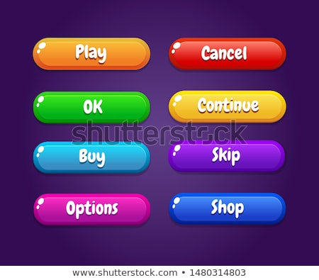 скачать видео Purple вектора икона кнопки Сток-фото © rizwanali3d