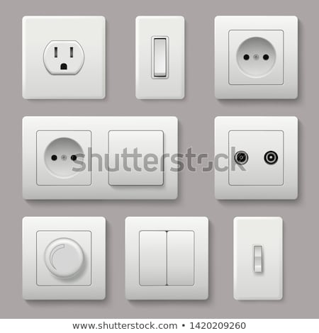 electrical switch  Stock photo © OleksandrO