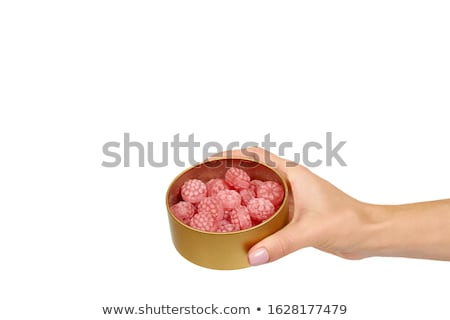 Fruit flavored bonbons Stock photo © Digifoodstock