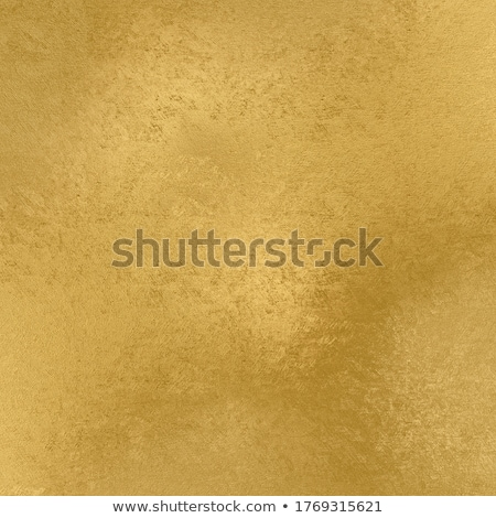 Pattern on golden matte Stock photo © IMaster
