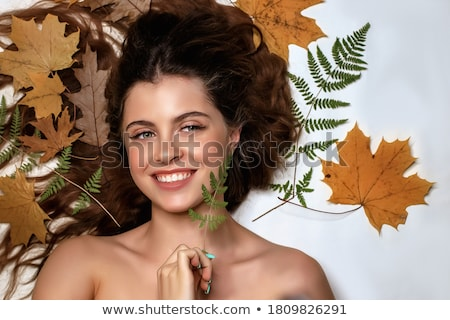 Beauty of autumn Stock photo © Anna_Om