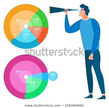 statystyka · danych · analiza · bar · pie · wykresy - zdjęcia stock © robuart