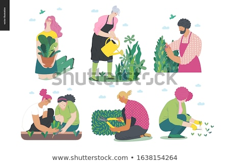 Gardening hobby concept  Stock photo © grafvision